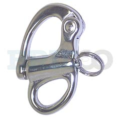 Fixed Eye Snap Shackle