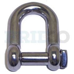 Square Head D Shackle