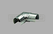 Stainless Steel Channel System Fitting - Corner - 90 degree