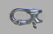 Stainless Steel Clew Snap Shackle