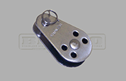 Stainless Steel mini block removable pin