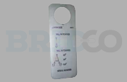 Stainless steel testing test tags