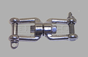 Stainless Steel Jaw and Jaw Swivels