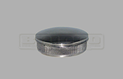 End Cap - Arched- Stainless Steel Tube Fitting