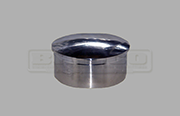 End Cap Domed - Stainless Steel Tube Fitting
