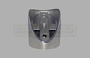 Rail Support - External Fit - 37 Degree - For Round Handrail - Stainless Steel Tube Fitting