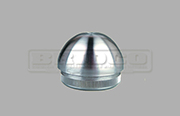 Rail End Cap – Domed -  Post Fitting used for Balustrade